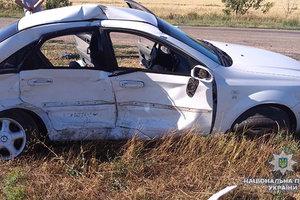 В ДТП на запорожском курорте погибла харьковчанка