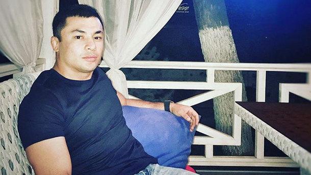 Джамшид Кенжаев. Одно из последних фото спортсмена в Instagram