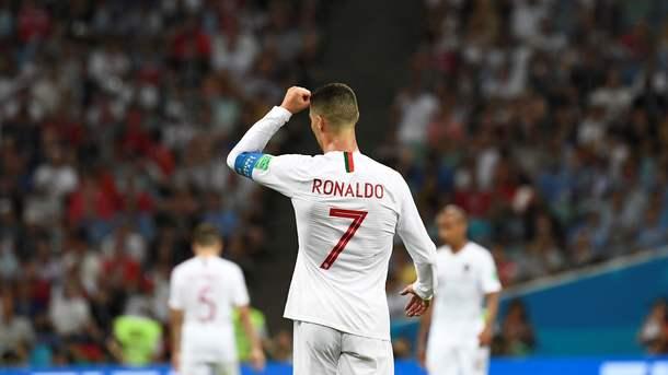 Криштиану Роналду вернули около 2 млн евро ᐉ UA
