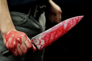 В Китае вооруженный мужчина напал с ножом на прохожих