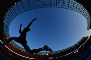 На чемпионате Европы по легкой атлетике произошла утечка газа