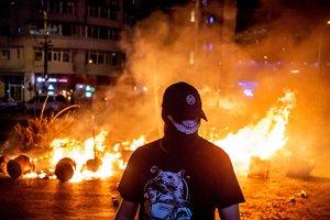 Протесты в Румынии: количество пострадавших возросло