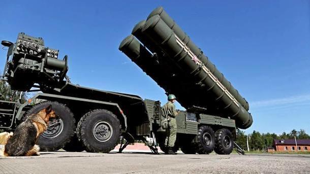 Российские ПВО в Сирии