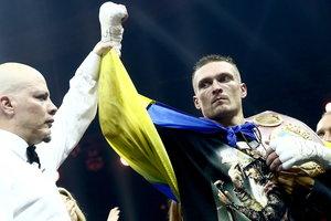 Усик впервые вошел в топ-10 рейтинга боксеров вне зависимости от веса, Ломаченко лидирует