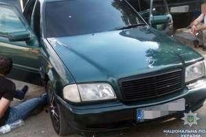В Киеве поймали банду воров-иностранцев