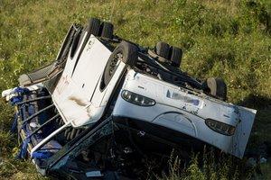 В Угорщині розбився мікроавтобус з українцями