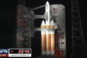 NASA со второго раза запустило зонд, который приблизится к Солнцу