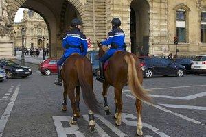 У Франції водій протаранив мечеть