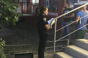 У Києві люди в масках напали на ломбард: застрелено охоронця (фото)
