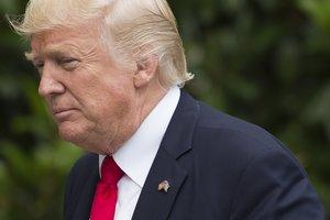 Дональд Трамп у Twitter назвав учасників змови проти себе
