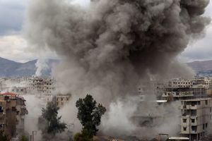 Количество жертв взрывов в Сирии увеличилось до 39