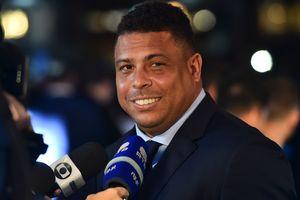 Знаменитий футболіст Роналдо госпіталізований в Іспанії