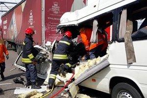 Смертельная авария маршрутки в Житомирской области: появились новые подробности