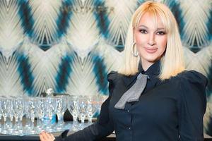 47-летняя Лера Кудрявцева во второй раз стала мамой