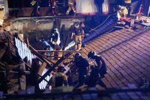 Обрушение платформы на фестивале в Испании: пострадавших уже 377