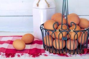 Что произойдет, если есть по два яйца в день
