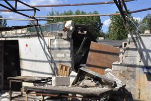 В Запорожье произошел взрыв газа: опубликованы фото