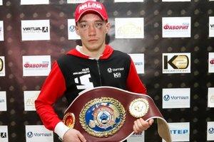 Украинский боксер Малиновский может сразиться за титул чемпиона мира