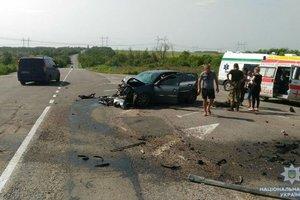Водителя, по вине которого произошло смертельное ДТП в Донецкой области, арестовали