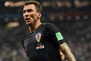 Манджукич попрощался со сборной Хорватии после успешного ЧМ-2018