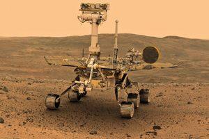 NASA потеряли марсоход из-за катастрофы на Красной планете