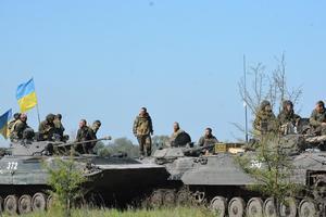 100 дней Операции объединенных сил: чем ООС отличается от АТО