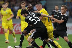 Белорусский БАТЭ сыграет в плей-офф квалификации Лиги чемпионов