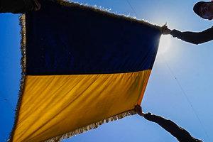 В Одессе нацгвардейцы устроили акцию ко Дню независимости: появились фото и видео