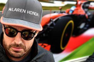 Фернандо Алонсо признался в любви к Формуле-1 и объявил об уходе
