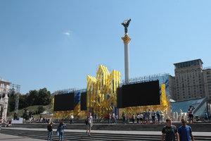 День Независимости в Киеве: какие улицы перекроют и как будет работать метро