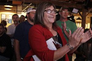 В США трансгендер претендует на пост губернатора штата