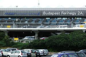 Аэропорт Будапешта остановил работу из-за радиоактивного вещества из России