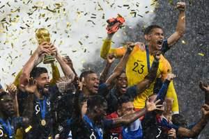 Обновился рейтинга ФИФА: Франция - новый лидер, Украина сохраняет позицию