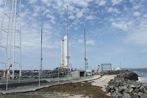 """Украинский """"Южмаш"""" выпустил основные конструкции для ракеты-носителя Antares"""