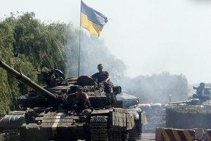 Наев рассказал, сколько Вооруженные силы освободили украинской земли с начала ООС