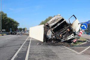 Смертельное ДТП в Житомирской области: водителя грузовика задержали