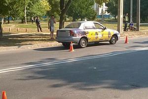 В Харькове автомобиль насмерть сбил женщину