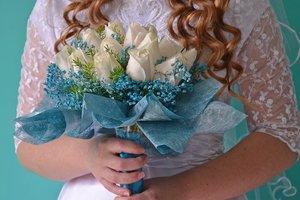 Невеста без рук и ног надела белое платье и пришла на свадьбу: фото и видео