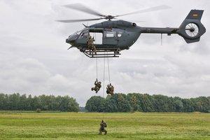 Вооруженные силы Германии закупят крупную партию вертолетов у Airbus