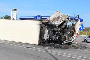 Смертельное ДТП в Житомирской области: водителю грузовика сообщили о подозрении