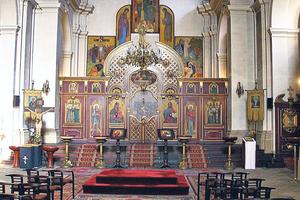 Православие по-пражски: откровения батюшки из кафедрального собора Св. Кирилла и Мефодия