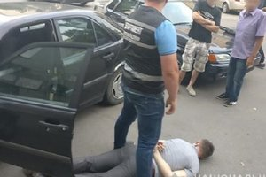 В Кропивницком на крупной взятке поймали следователя полиции