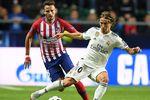 """""""Атлетико"""" и """"Реал"""" уже открыли сезон матчем за Суперкубок УЕФА. Фото AFP"""
