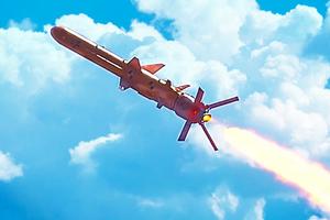 Порошенко доложили об успешном пуске украинской крылатой ракеты