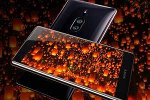 Sony выпустили самый тяжелый и неудобный смартфон 2018 года