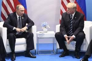 Трамп заявил Путину, что США останутся в Сирии до полного разгрома ИГ - Госдеп