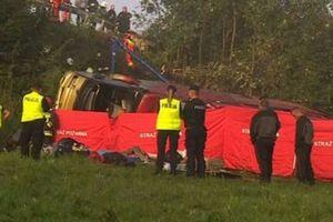 За рулем автобуса, попавшего в ДТП в Польше, был украинец – МИД