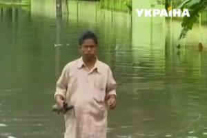 Самая крупная погодная катастрофа за 100 лет: из-за наводнений в Индии погибли 324 человека