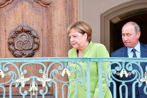 До 1 сентября есть шанс продвинуть перемирие на Донбассе - Меркель