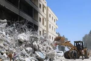 Сирии грозит гуманитарная катастрофа - Меркель